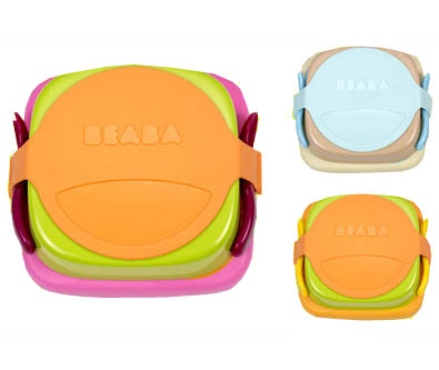 "LUNCH BOX ""SOFT"" BEABA"