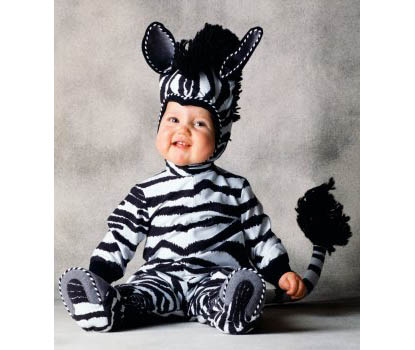 Disfraz de cebra infantil imagui for Disfraz de cebra