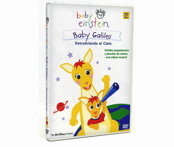 BABY GALILEO DVD