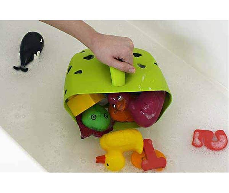 Organizador De Baño Bebe:Baño · varios baño ·ORGANIZADOR BAÑO FROG POD