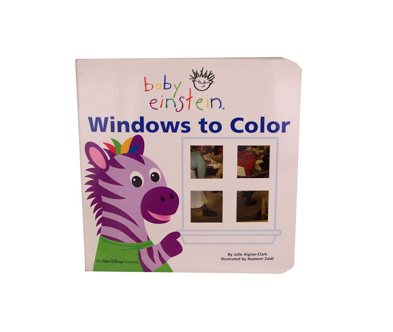 WINDOWS TO COLOR